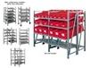 ON-LINE GRAVITY FLOW SHELVING