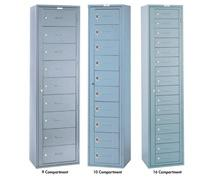 FOLDED GARMENT/LINEN LOCKERS